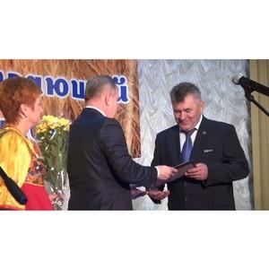 В Чеховском районе чествовали тружеников сельского хозяйства