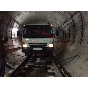 Специальный автомобиль-поезд от ГК «Альянс Тракс»