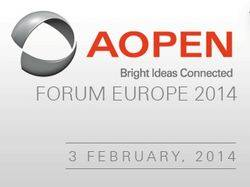 ������� Integrated Systems Europe 2014. �� ������ Aopen Forum ��� ������� �������� �������