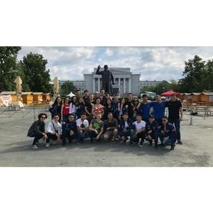 Встретили дома: студенты по обмену вернулись из Монголии