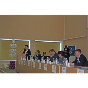 УГАТУ стал площадкой для обсуждения вопросов экономической безопасности