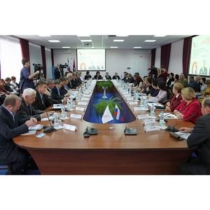 Амурские активисты ОНФ провели региональную конференцию