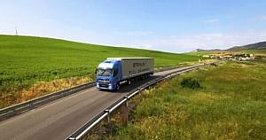 Iveco открывает в Германии нишу магистральных перевозок на грузовиках с двигателями LNG