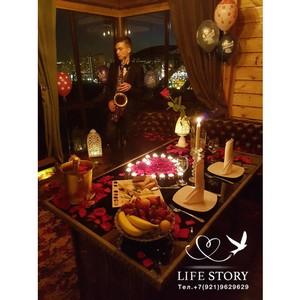 Необычные свидания в волшебной обстановке на 14 февраля