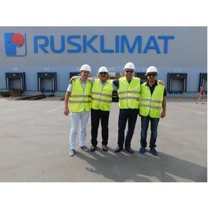 Промышленный концерн Ballu развивает партнерство с Ближним Востоком