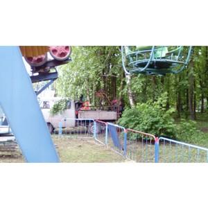 Выполнены геологические изыскания в Парке Победы города Липецка