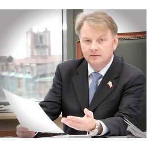 Александр Фролов: Поморский строительный форум – эффективная площадка для диалога власти и бизнеса