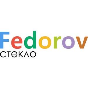 Компания «Fedorov-стекло» «покорила» Петербург