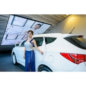Передовые B2B решения LG Electronics для HyundaiMotorStudio