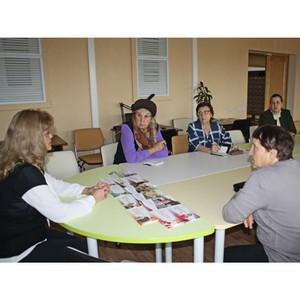 Пенсионный фонд в Тамбове принял участие в акции Пушкинской библиотеки «Качество жизни»