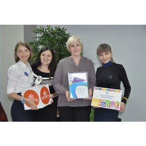 Сотрудники Красноярскэнергосбыта получили награду от министра энергетики РФ Александра Новака