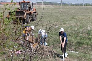 Активисты ОНФ Мордовии провели субботник в селе Жукулуг