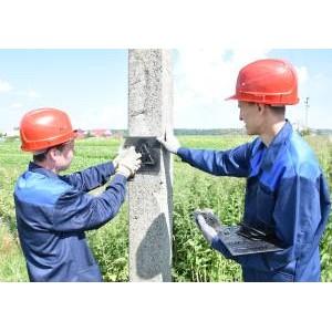 Рабочие будни энергоотряда «Прометей»