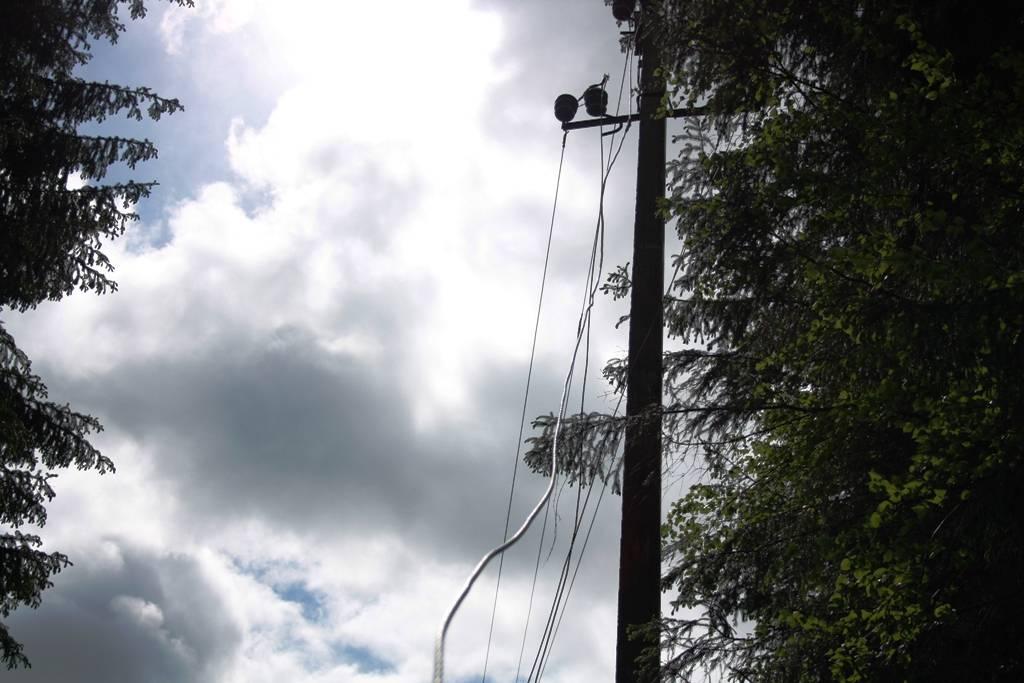 Удмуртэнерго полностью восстановило электроснабжение потребителей