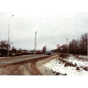 Еще две автодороги в районах Чувашии обустроены наружным освещением
