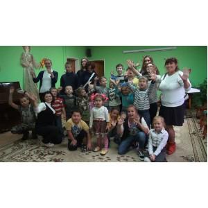 «Союз Маринс Групп» в социально-реабилитационном центре для несовершеннолетних «Теремок»