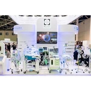 «Швабе» подвел итоги участия в выставке «Здравоохранение – 2017»