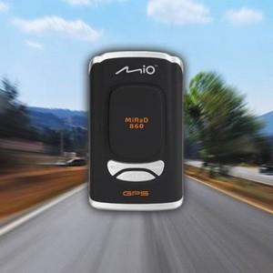Mio выходит на рынок радар-детекторов