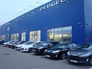 ������� ������ ��� ����������� ������ ���� ��� � �������������� Peugeot�