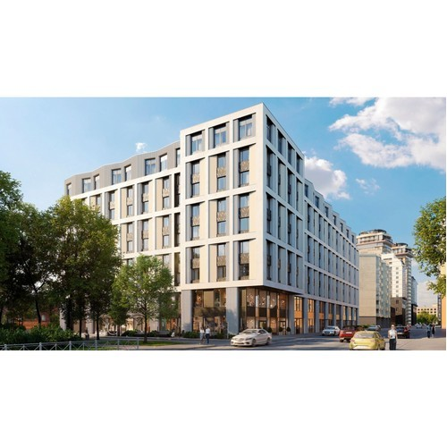 ГК «ПСК» — в топ-10 по объему текущего строительства в Петербурге