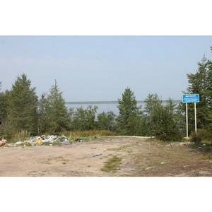 Активисты ОНФ в Ямало-Ненецком автономном округе внесли данные в интерактивную карту свалок