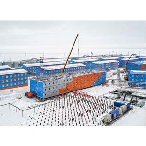 Как эффективно строить в Арктических зонах
