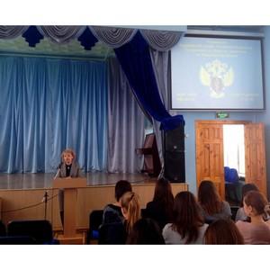 «За здоровье и безопасность наших детей»: участники акции -  первокурсники чебоксарского колледжа