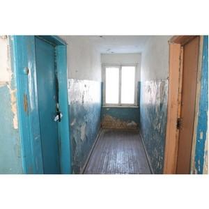 Воронежские активисты Народного фронта добиваются расселения ветхого дома в Борисоглебске