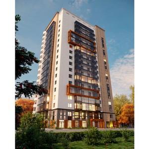 Уникальный жилой микрорайон Skandis в Красноярске с окнами Deceuninck
