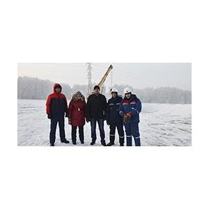 Кузбасские энергетики провели внезапную тренировку в новогодние праздники