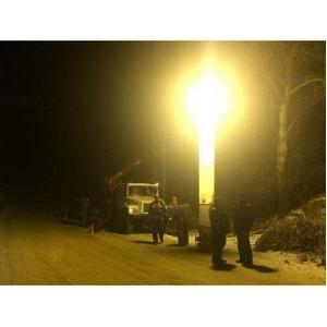 Энергетики полностью восстановили электроснабжение в пострадавших районах Рязанской области