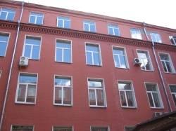 Съемка фасада (фасадная съемка)