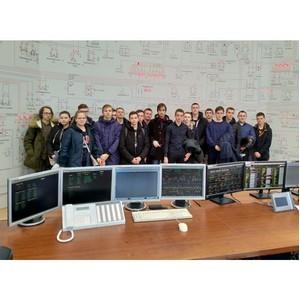 Филиал «Ивэнерго» продолжает практику студенческих экскурсий
