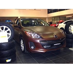 Символ наступающего года – «змеиная» Mazda 3 в «Независимость Mazda»