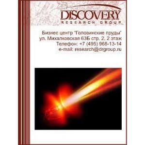 Анализ мирового и российского рынка лазерного оборудования (лазеров)
