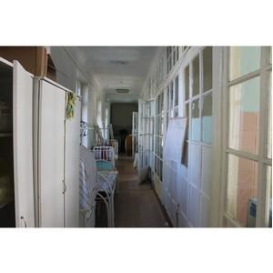 ОНФ проверил качество медицинских услуг в областной детской больнице №2