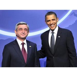 Американская «биозависимость» Еревана