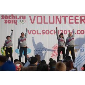 В МФПУ «Синергия» завершилась третья волна обучения волонтеров Игр в Сочи