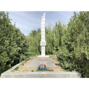 Волгоградские активисты ОНФ провели учет братских могил и эвакогоспиталей на территории региона