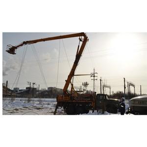 Специалисты ПАО «МРСК Сибири» продолжают выполнять программу доп. мероприятий по повышению надежности электроснабжения