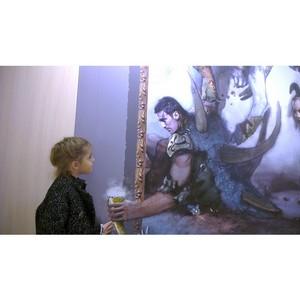 Выставка 3D картин в «М5 Молл»: погружение в иллюзию