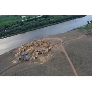 Глиняный город Сарай-Бату появился в 130 км от Астрахани