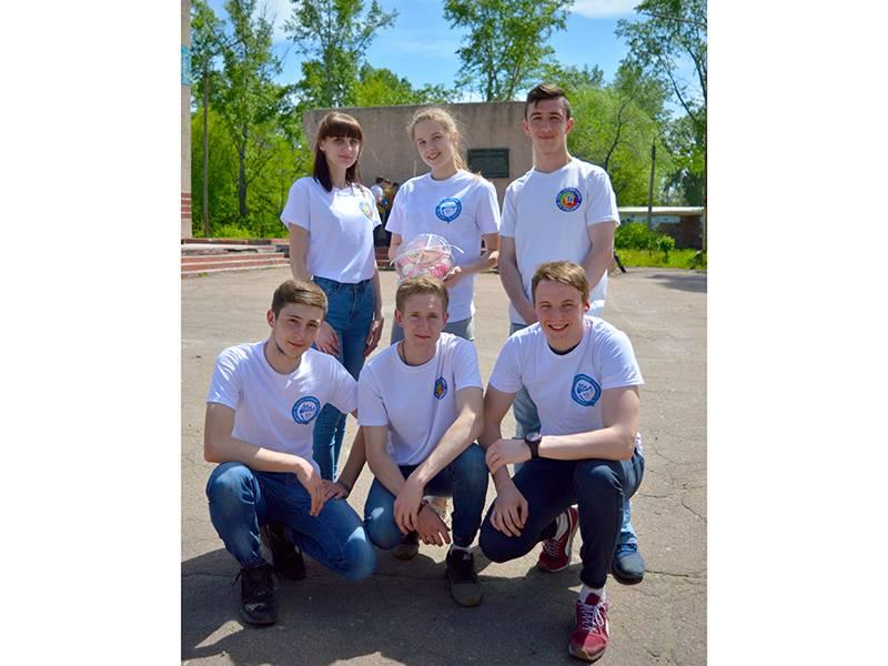 Бойцы студенческих отрядов Рубцовского института открыли третий трудовой семестр