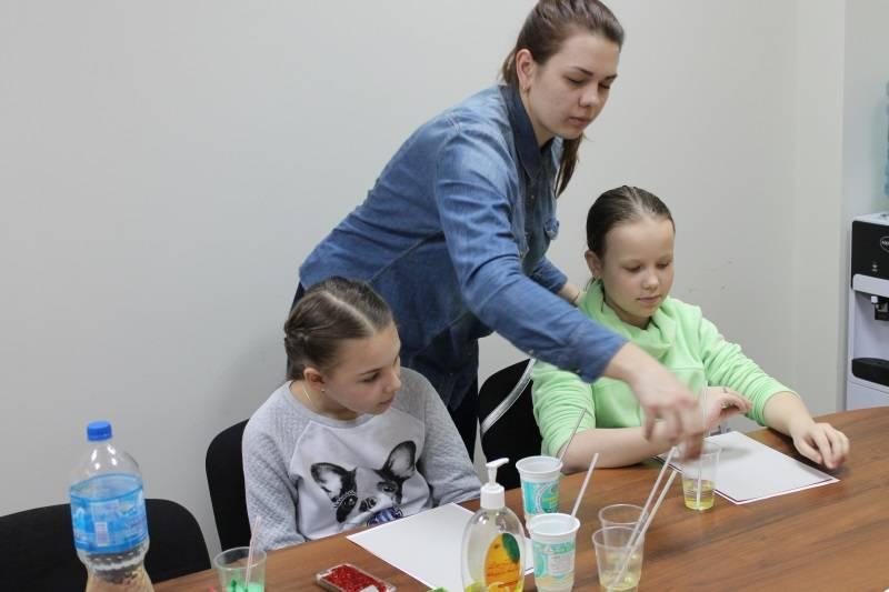 Команда «Молодежки ОНФ» в Мордовии в дни школьных каникул провела ряд мастер-классов
