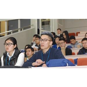 Китайские студенты знакомятся с наукой и культурой Урала