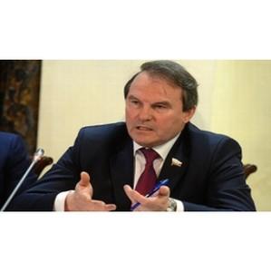 Сенатор Морозов о стрельбах Украины: Киев дает воинственный сигнал НАТО и США