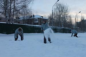 Представители ОНФ в Коми приняли участие во всероссийской акции «Снежный фронт»