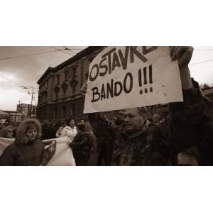 Лекция «Социальные протесты в Боснии в 2014 году»