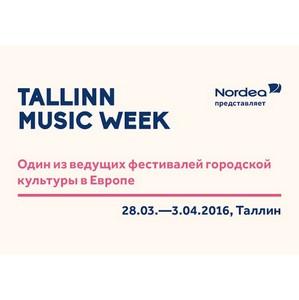 Фестиваль городской культуры Tallinn Music Week
