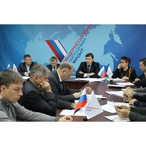 Челябинский штаб ОНФ намерен сформировать общественные предложения главе региона